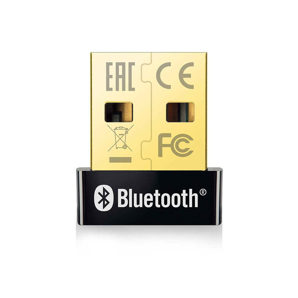 Adaptador USB - Bluetooth 4.0, Color Negro, Tamaño Nano, TP-LINK UB400
