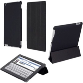 Carcasa Smart Feather Incipio para Ipad2 color Negro Mod IPAD-225