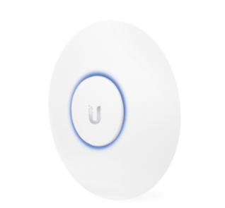 Access Point LITE UniFi doble banda 802.11ac 360° MIMO 2X2 para interior PoE 802.3af, hasta 100 usuarios Wi-Fi