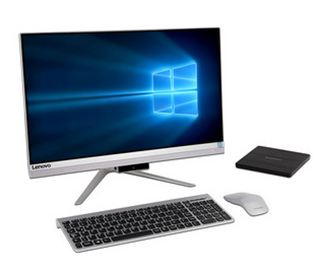 "All In One IdeaCentre 520S-23IKU | Procesador Intel® Core™ i5-7200U | RAM 8GB DDR4 | HDD 1TB | Pantalla 23"" LED 
