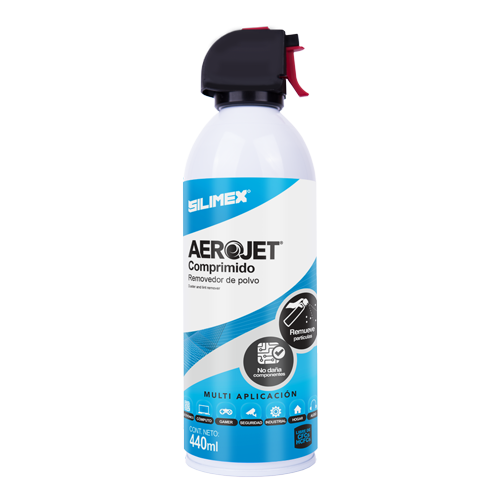 Aire Comprimido 440 Ml 360 Silimex AEROJET