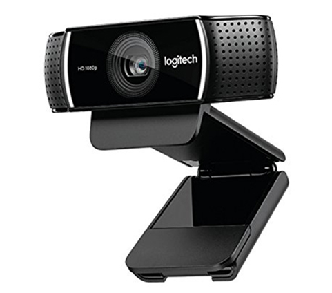 Cámara Web Modelo C922, Video Full HD 1080p, 78°, Micrófono Integrado, USB, LOGITECH 960-001087
