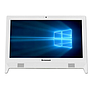 "All in One Lenovo IdeaCentre C20-00 / Intel Pentium / 8GB / 1TB / 19.5"" / DVDRW / W10 / Blanco"