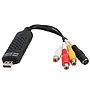 Adaptador de Video RCA - USB 2.0, SABRENT USB-AVCPT